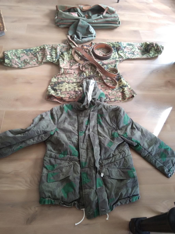 Gros lot camouflage ALL et autres Lot310