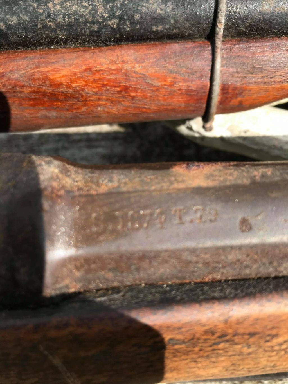Carabine de cavalerie gras mod. 874 Receiv16