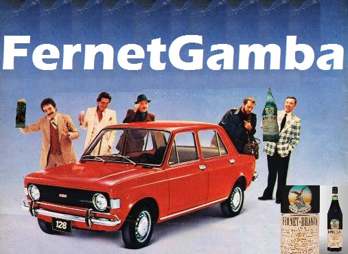 Fernet Gamba