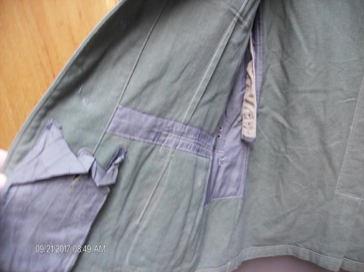 Authentification Drillich M43 Thumbn15