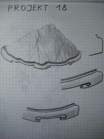 Making a daiza by Sandro Tschudin. 310