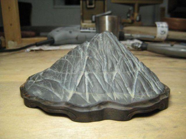 Making a daiza by Sandro Tschudin. U10