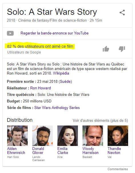 Solo A Star Wars Story - Le film - Avis AVEC SPOILER - Page 2 Captur10