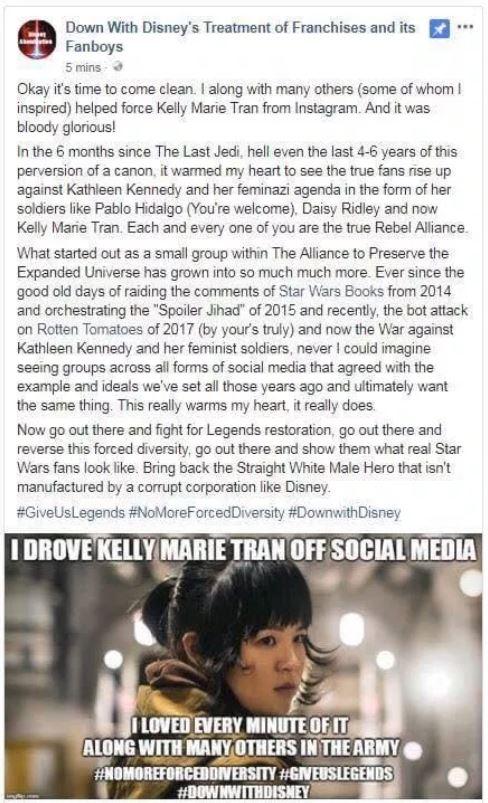La crasse et le Fandom Star Wars Captur11
