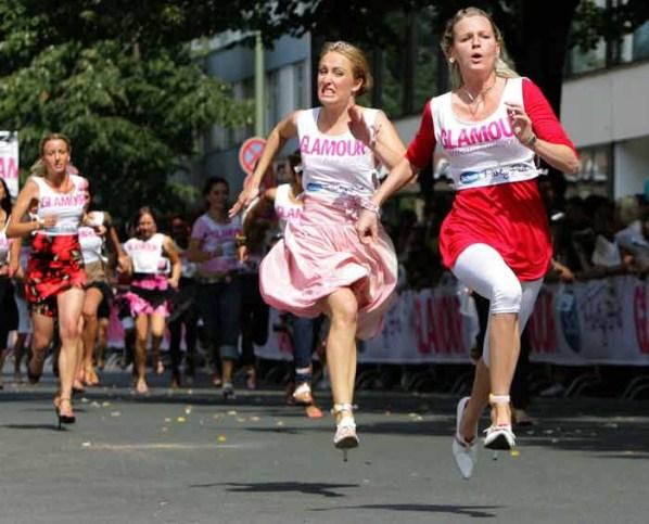 Compétition féminine Course10