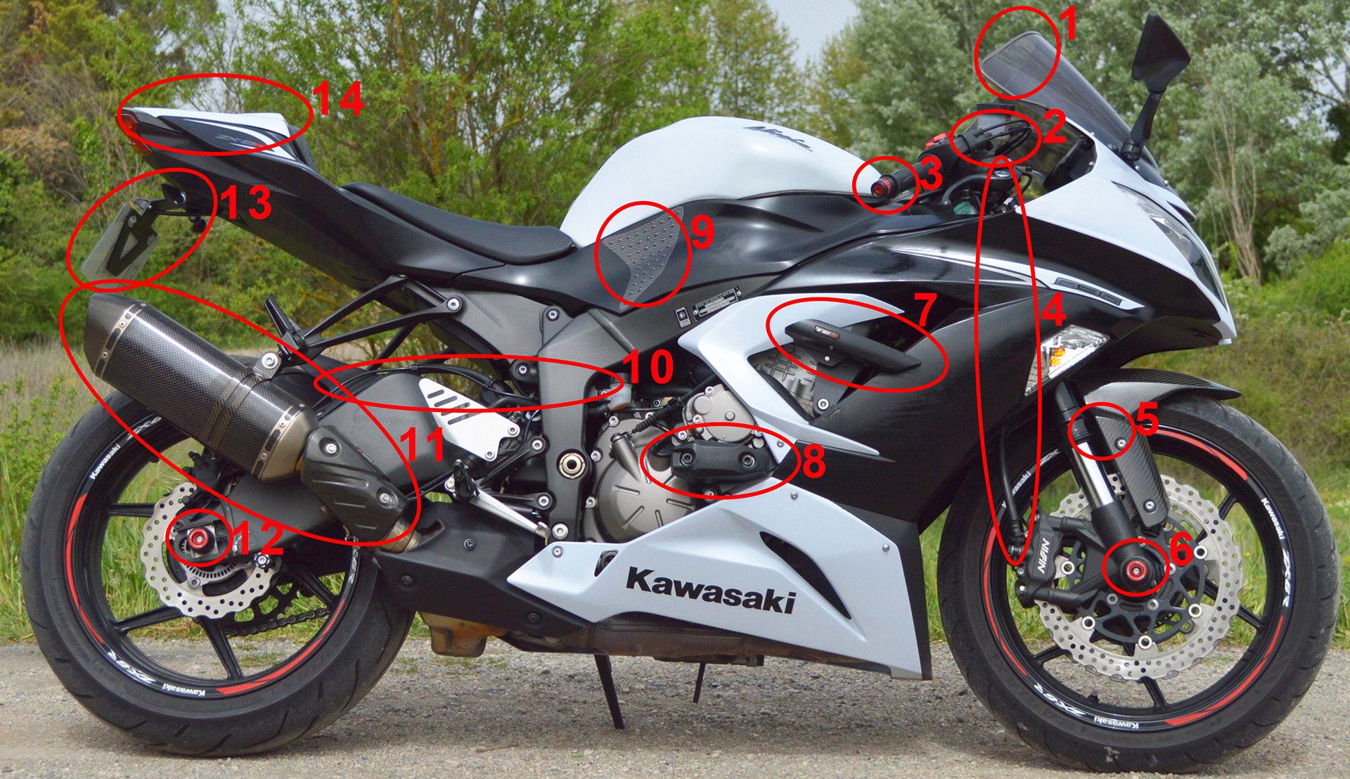 [Moto] Conversion et kit de maquette - Page 2 Diff10
