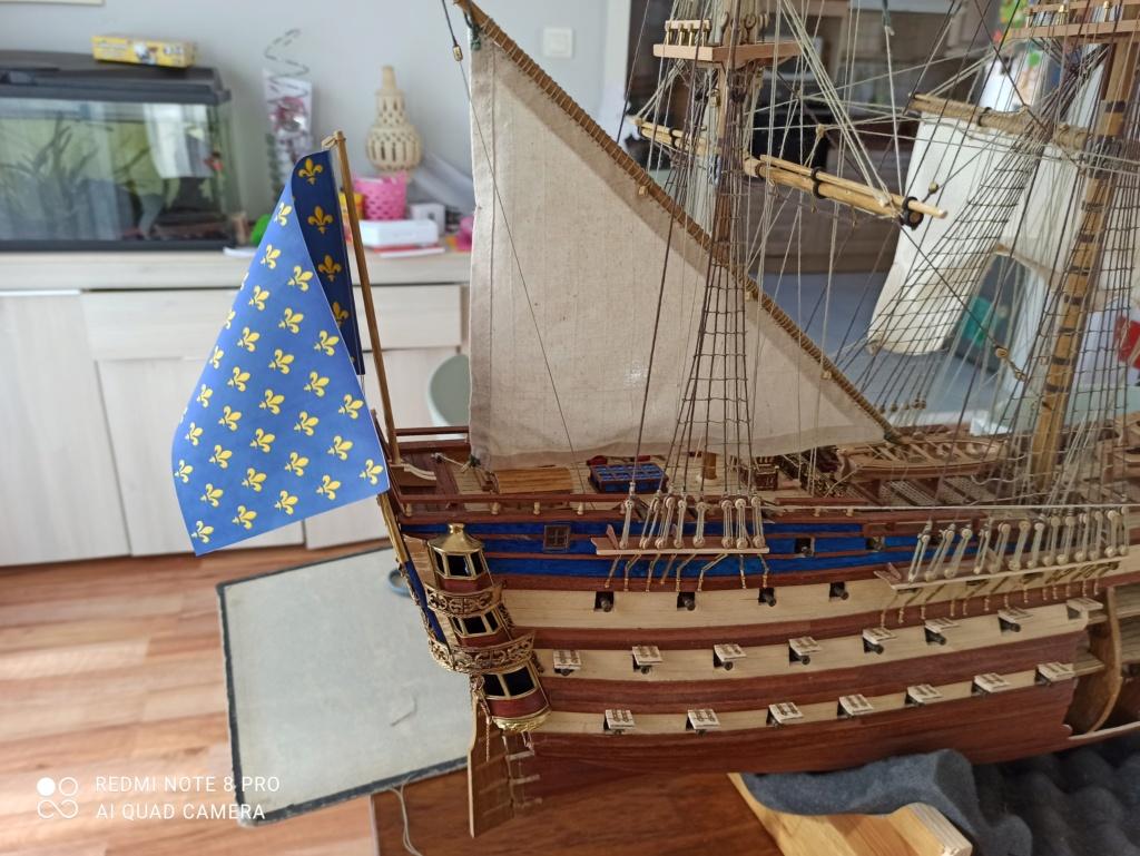 2eme maquette : Le Royal Louis (Altaya) Img_2030