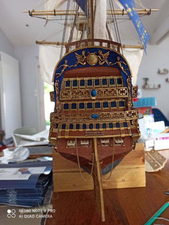 2eme maquette : Le Royal Louis (Altaya) Img_2032