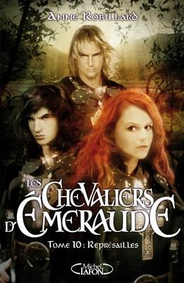Les Chevaliers d'Emeraude de France - Portail Tome_x10