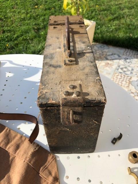ce matin en broc US FR caisse en bois de mitrailleuse? Thumbn87