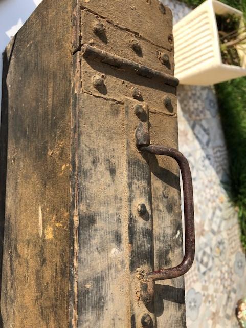 ce matin en broc US FR caisse en bois de mitrailleuse? Thumbn89