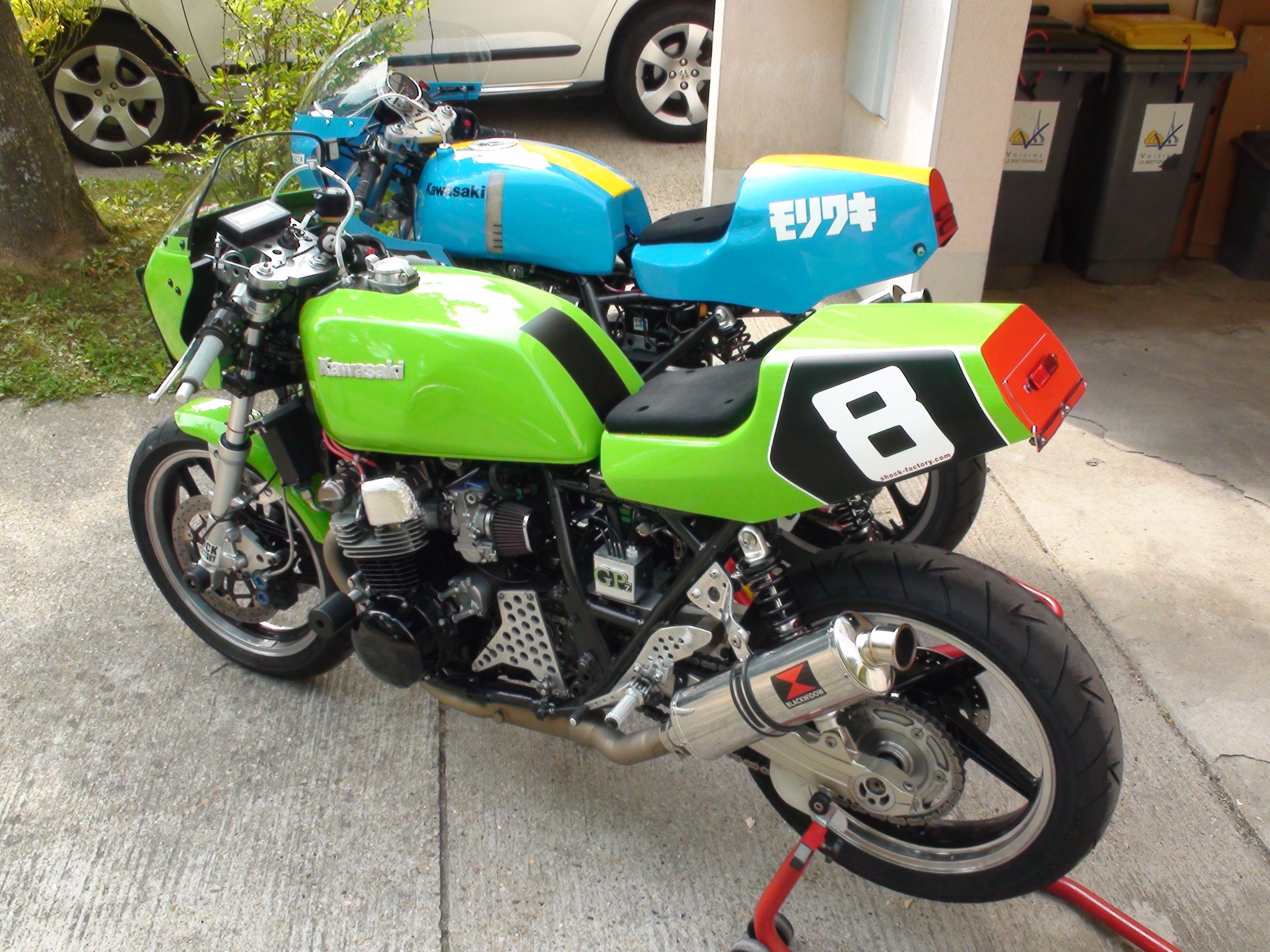"""GPZ 750 """"Endurance Classic"""" - Page 7 Dsc03510"""