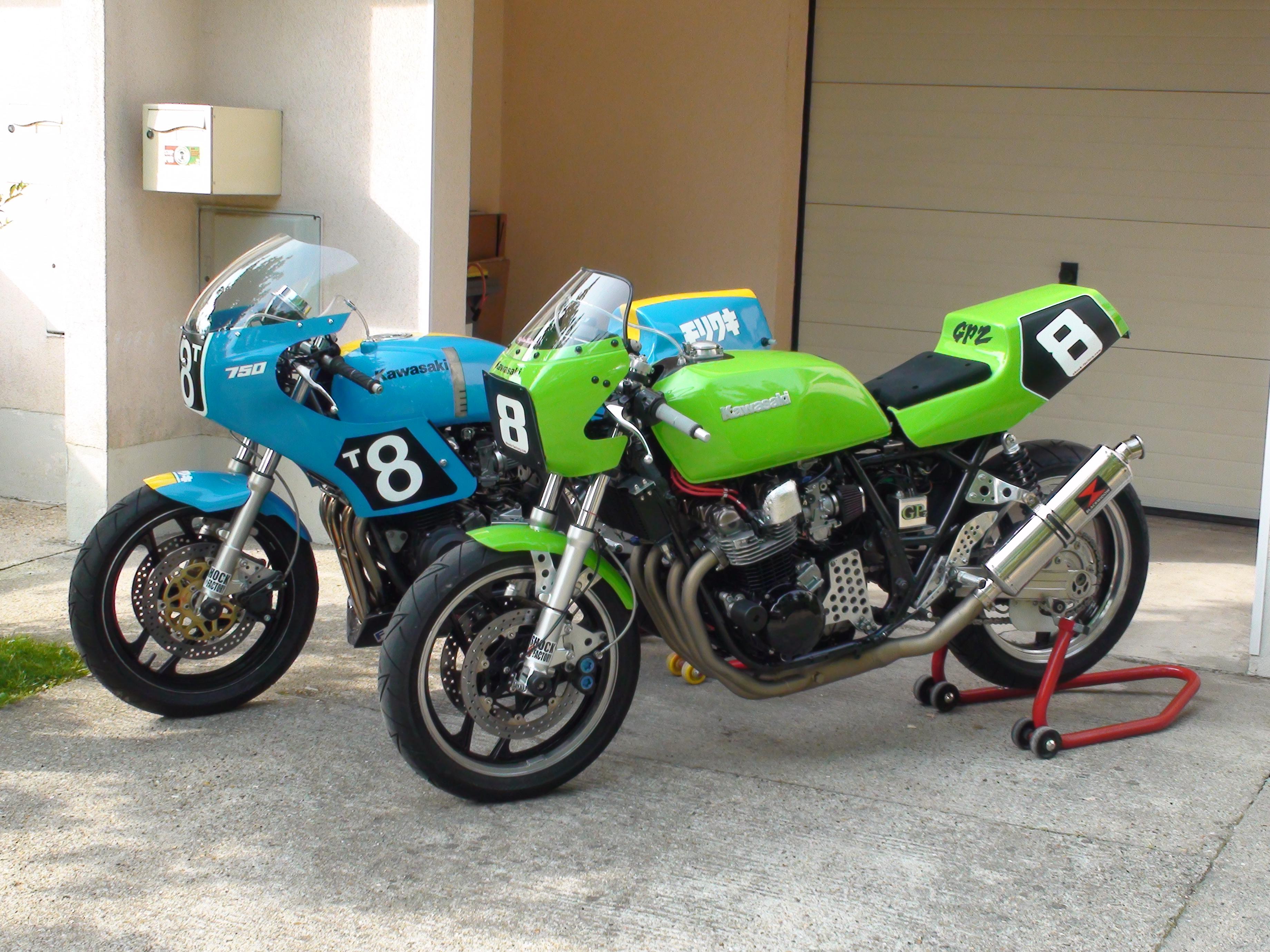 """GPZ 750 """"Endurance Classic"""" - Page 7 Dsc03511"""