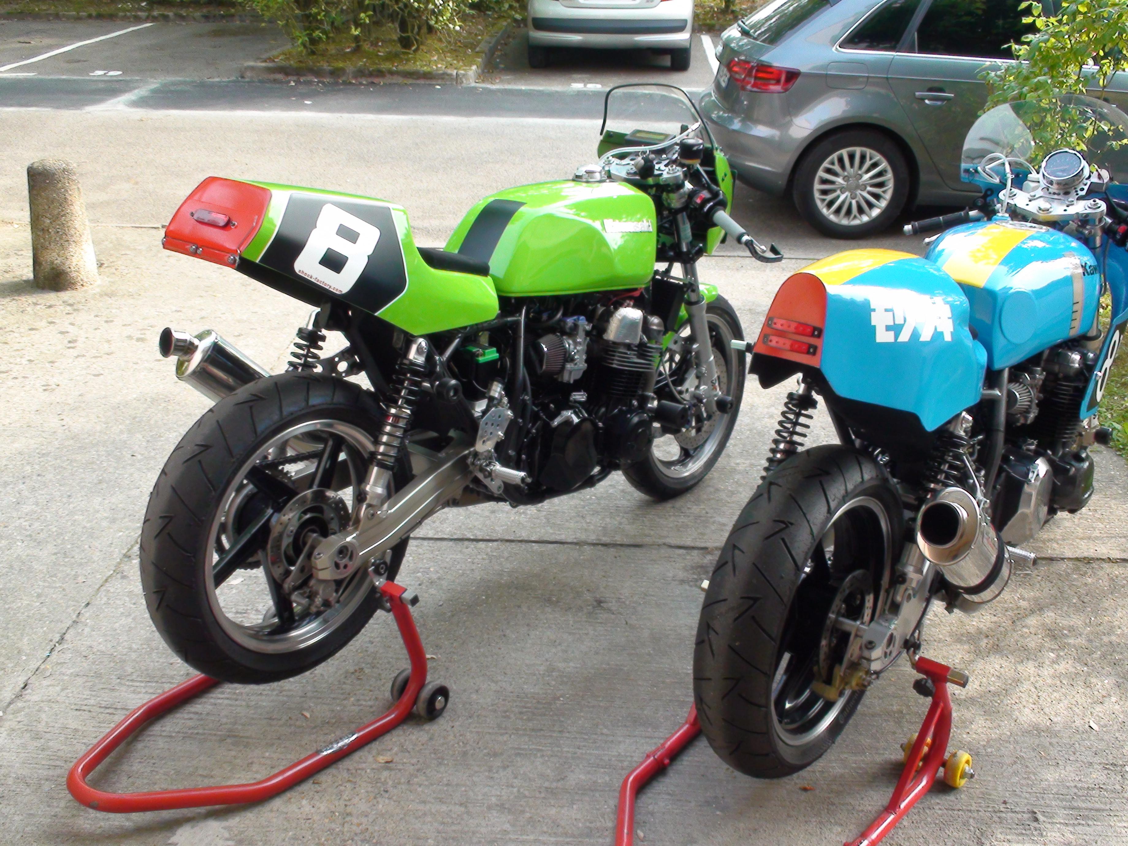 """GPZ 750 """"Endurance Classic"""" - Page 7 Dsc03512"""