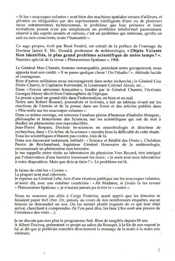 Hommage à Francine Fouéré - Page 2 Testam11