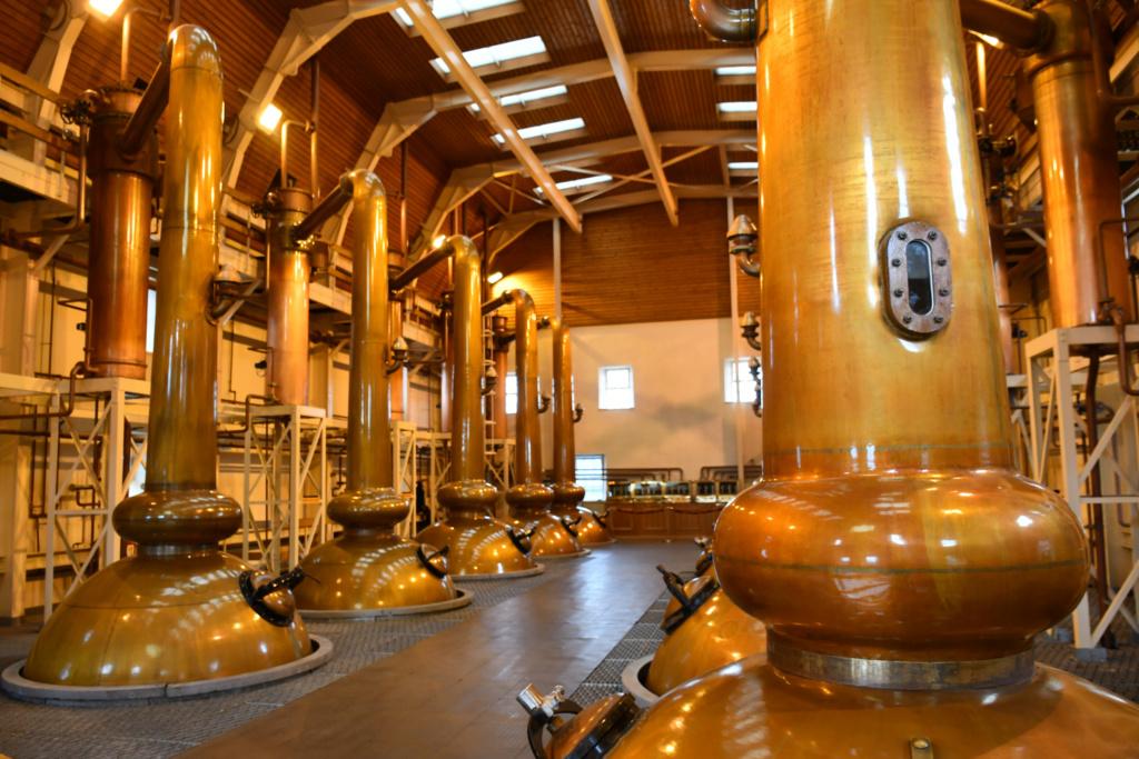 Périple écossais Distil10