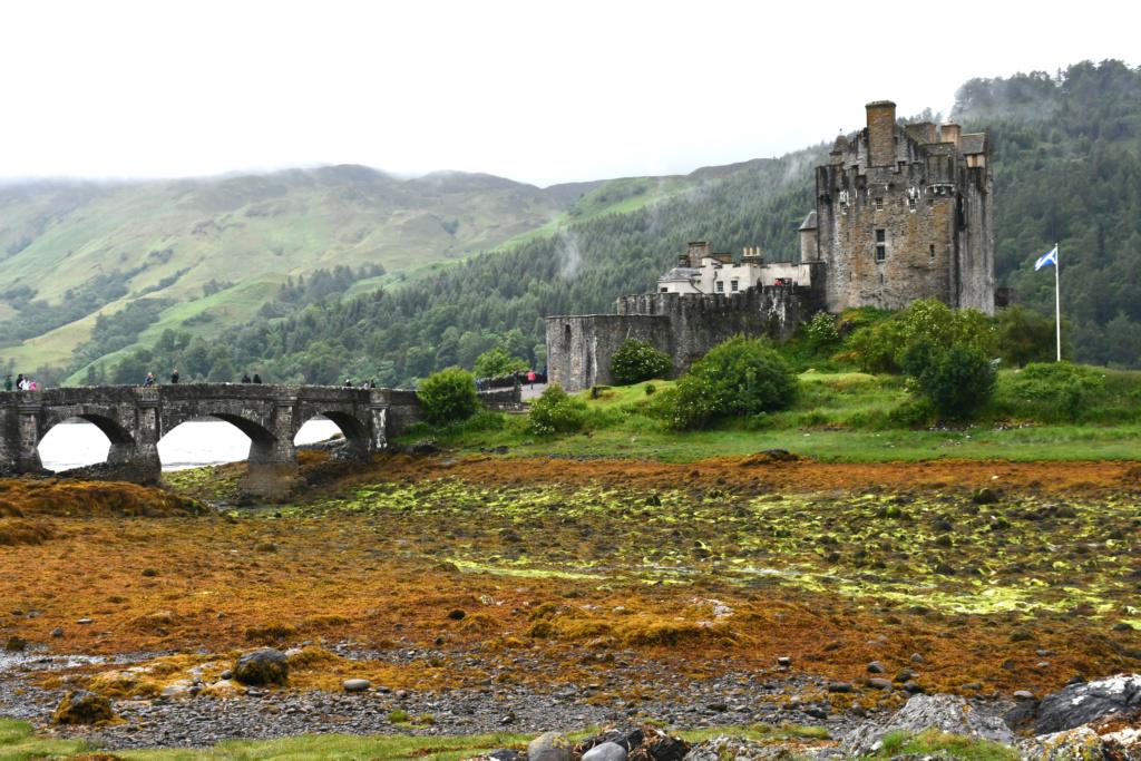 Périple écossais Eilean10