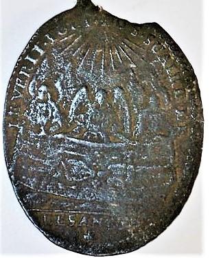 San Claudio de Besançon / Santo Sudario de Besançon, s. XVII 1583_s10