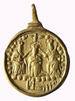 Lactacion de San Bernardo y coronacion de Maria Dsc_4711