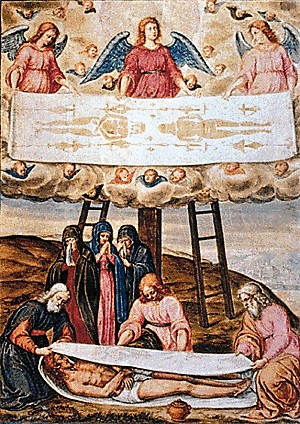 San Claudio de Besançon / Santo Sudario de Besançon, s. XVII Ontsta10