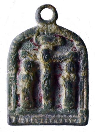 Algunas formas atípicas de medallas. Pieta-11