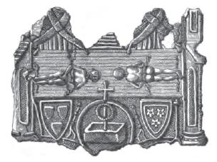 San Claudio de Besançon / Santo Sudario de Besançon, s. XVII Shroud10