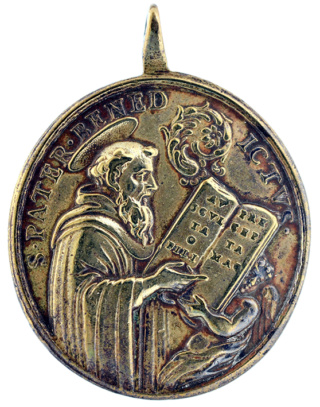 Medallas de S Benito St_ben59