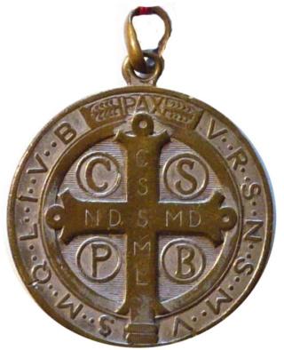 Medallas de S Benito St_ben62