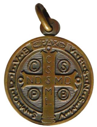 Medallas de S Benito St_ben64