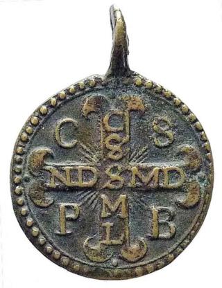 Medallas de S Benito St_ben70