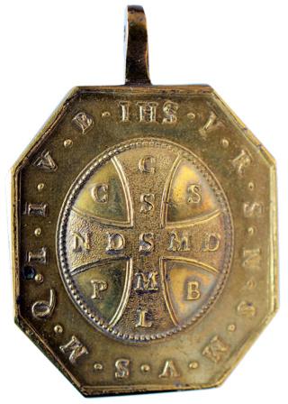 Medallas de S Benito St_ben76