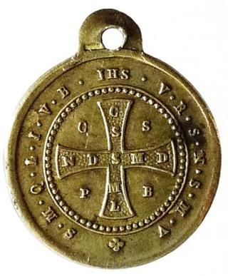 Medallas de S Benito St_ben89