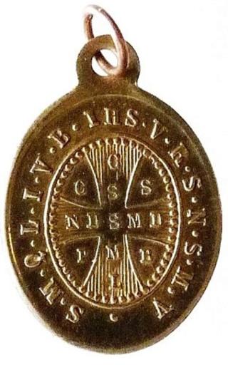 Medallas de S Benito St_ben91