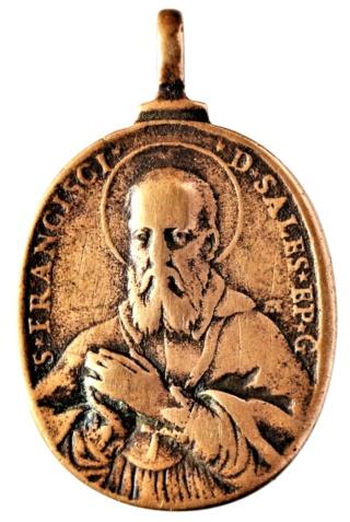 S. Francisco de Sales y S. Francisco a paula St_fra15
