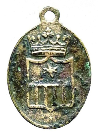 San Ramón Nonato - Emblema Orden de la Merced XVII St_ram15