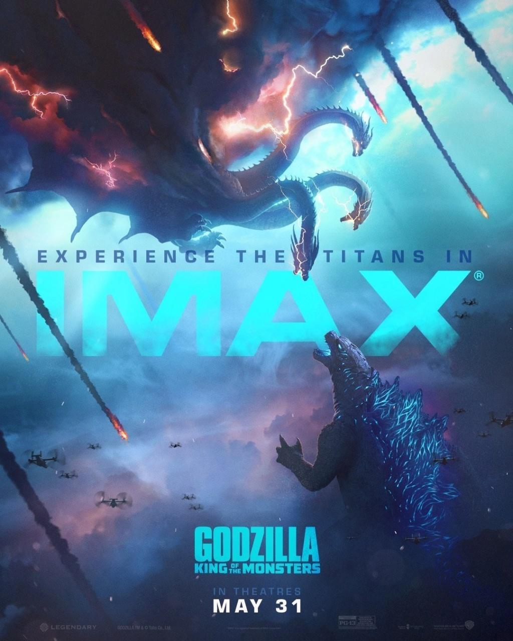 [Warner / Legendary] Saga Godzilla (2014, 2019, 2020)  2287c910