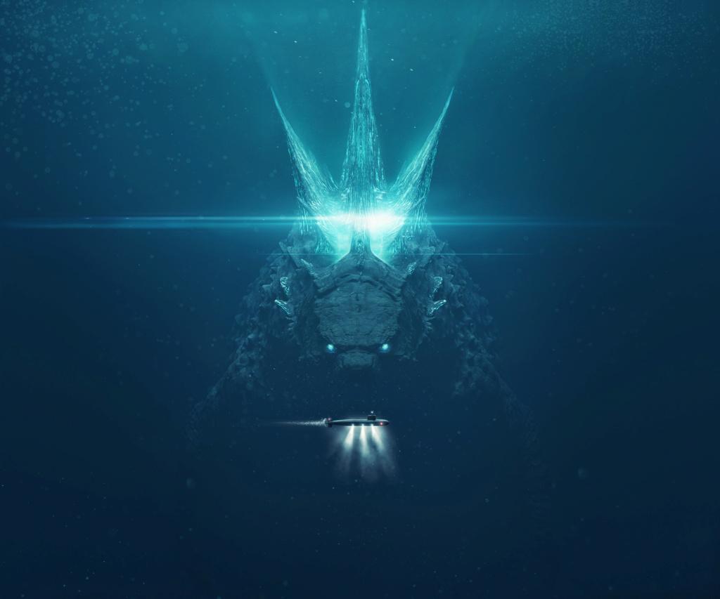 [Warner / Legendary] Saga Godzilla (2014, 2019, 2020)  Wallpa10