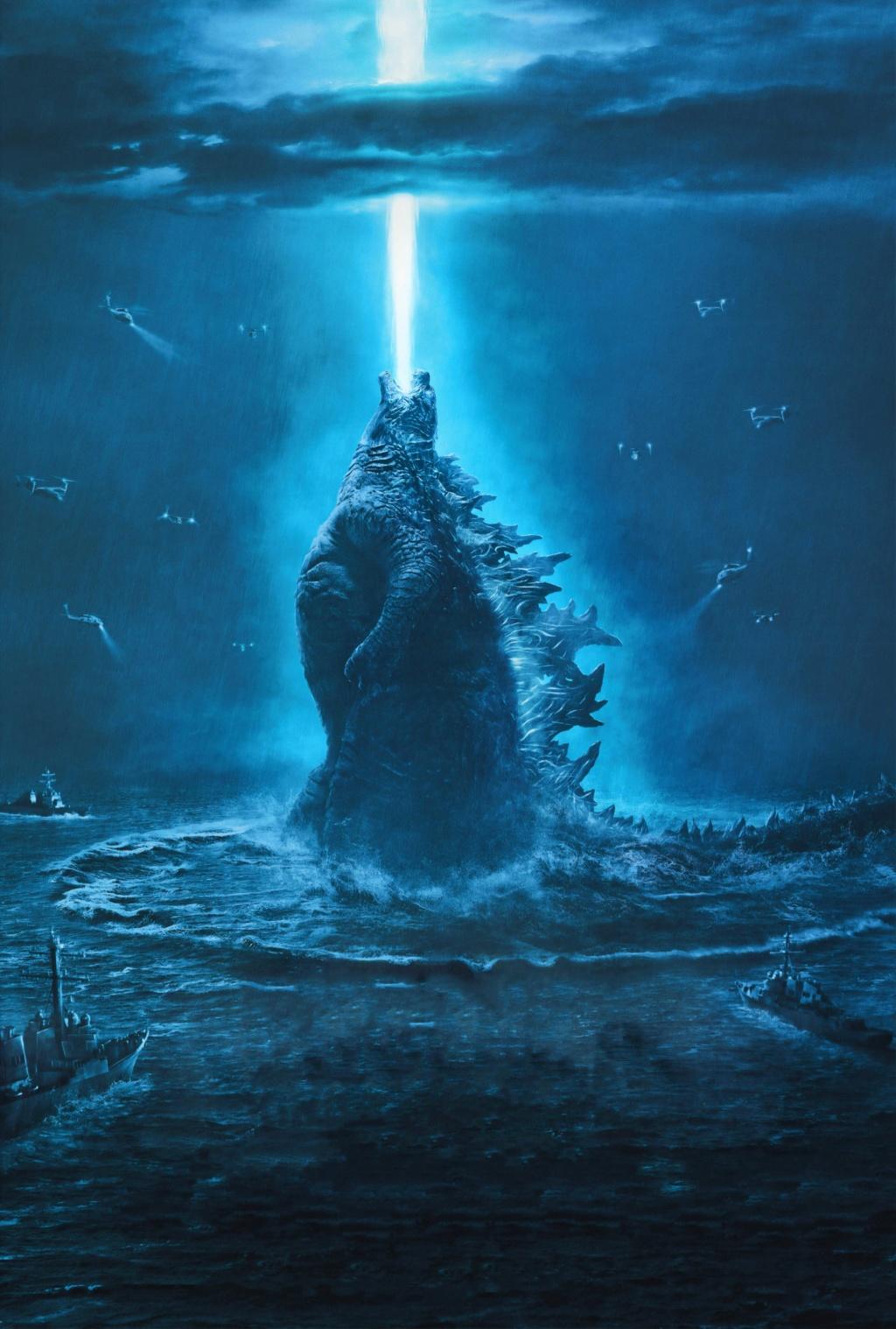 [Warner / Legendary] Saga Godzilla (2014, 2019, 2020)  Wallpa12