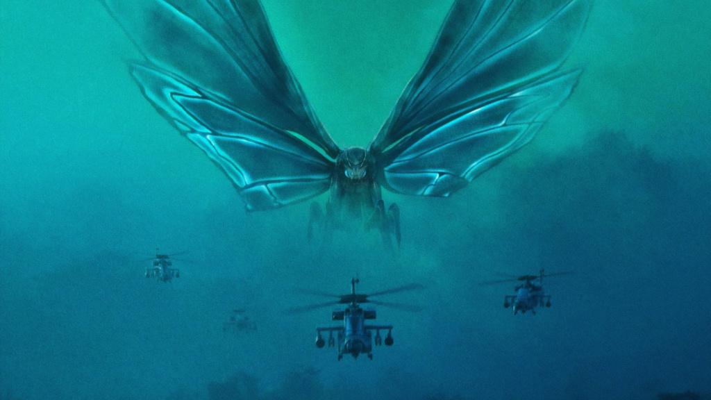 [Warner / Legendary] Saga Godzilla (2014, 2019, 2020)  Wallpa13