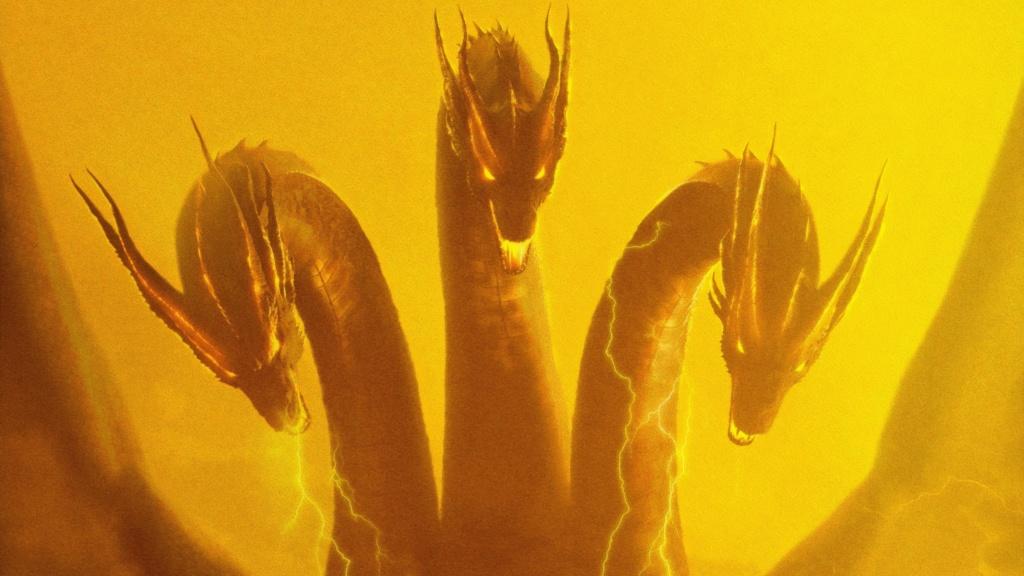 [Warner / Legendary] Saga Godzilla (2014, 2019, 2020)  Wallpa14