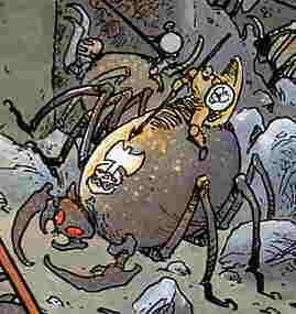 L'encyclopédie anarchique des créatures de Troy Arkgne10