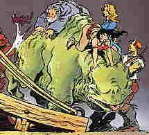 L'encyclopédie anarchique des créatures de Troy Batrac10