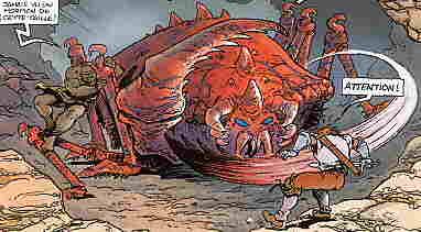 L'encyclopédie anarchique des créatures de Troy Crabeh10