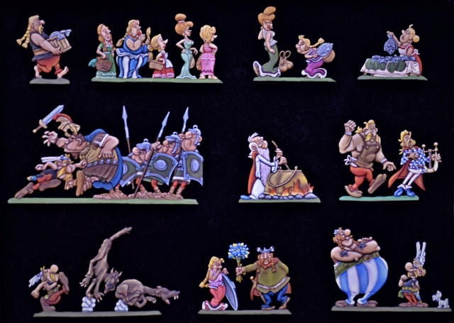asterix série en cours Bal02910