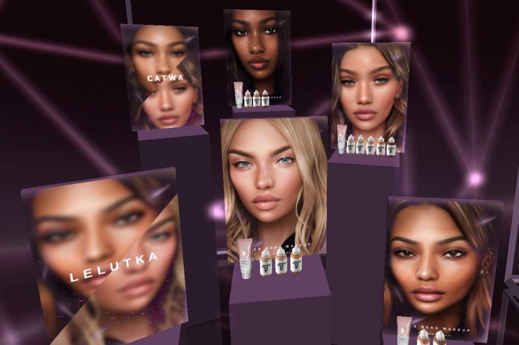 [Mixte] Tres beau makeup Zidie217
