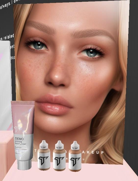 [Mixte] Tres beau makeup Zidie218