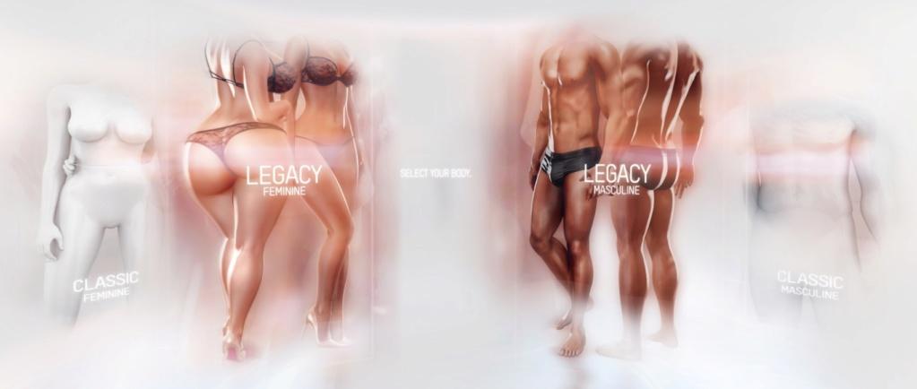 [Mixte] The Shops aka Legacy Zidie230