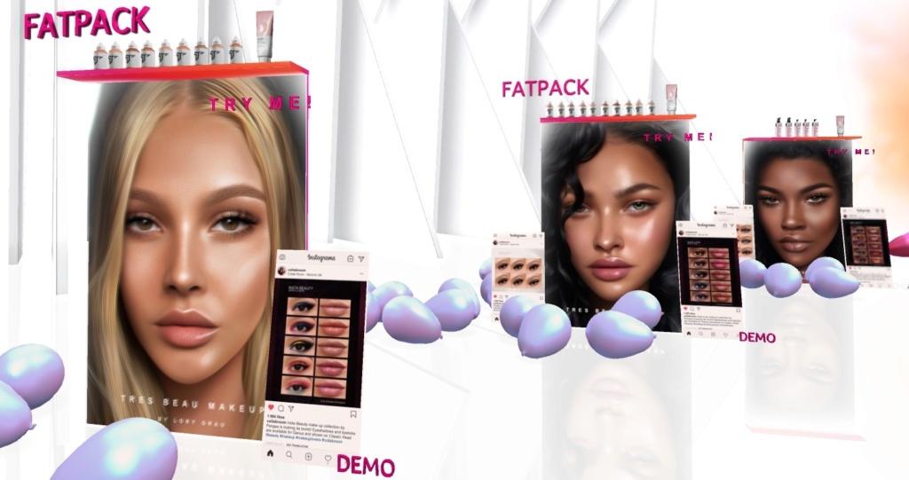 [Mixte] Tres beau makeup Zidie239