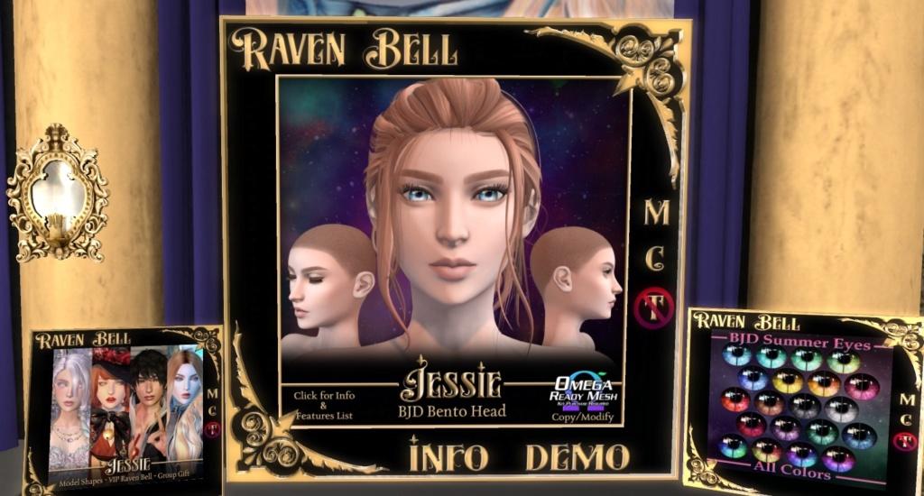 [Mixte] Raven Bell Zidie244
