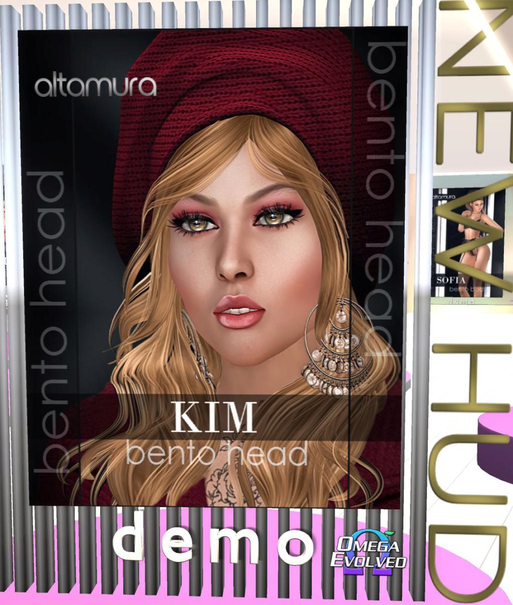 [ mixte] Altamura mesh avatar Zziod216